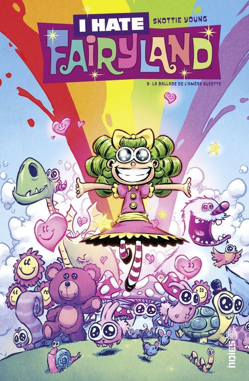 I hate fairyland tome 3