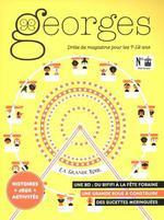 Couverture de Magazine Georges N 43 - Fete Foraine