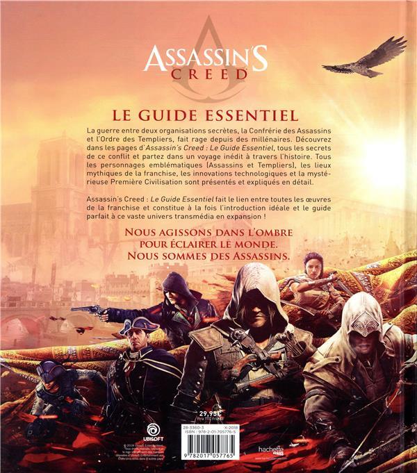 Assassin's Creed ; le guide essentiel