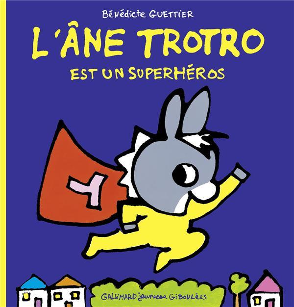 L'âne Trotro est un super héros