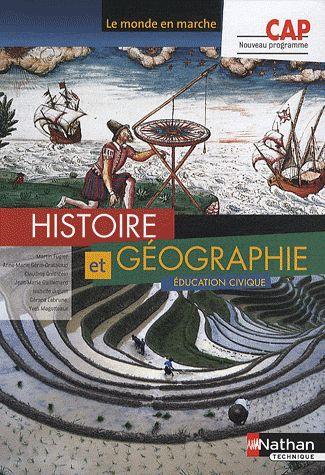 Histoire Geographie Cap Livre De L Eleve Edition 2010