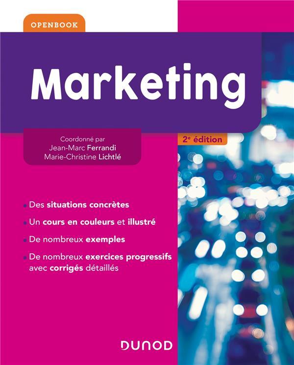 Marketing licence t.1 : marketing (2e édition)