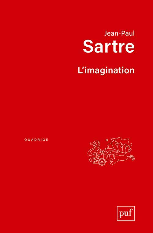 SARTRE, JEAN-PAUL - L'IMAGINATION