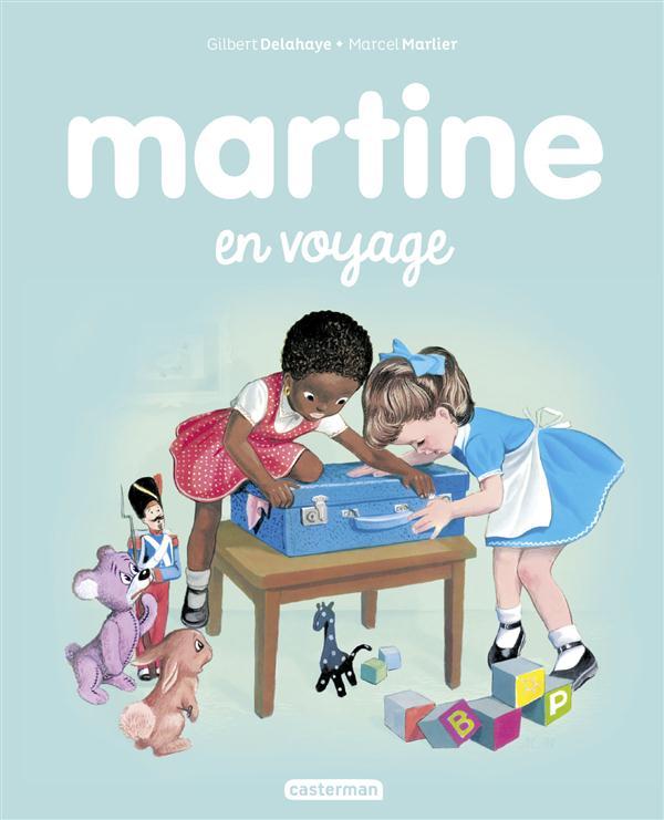 Martine T.2 ; Martine en voyage