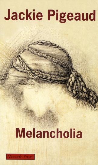 melancholia ; le malaise de l'individu