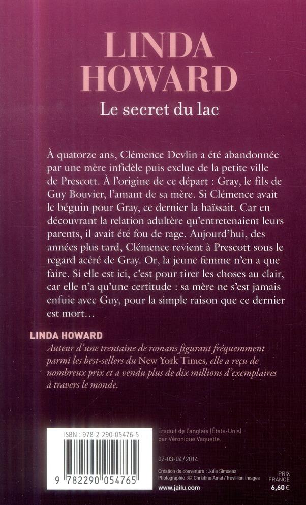 Le secret du lac