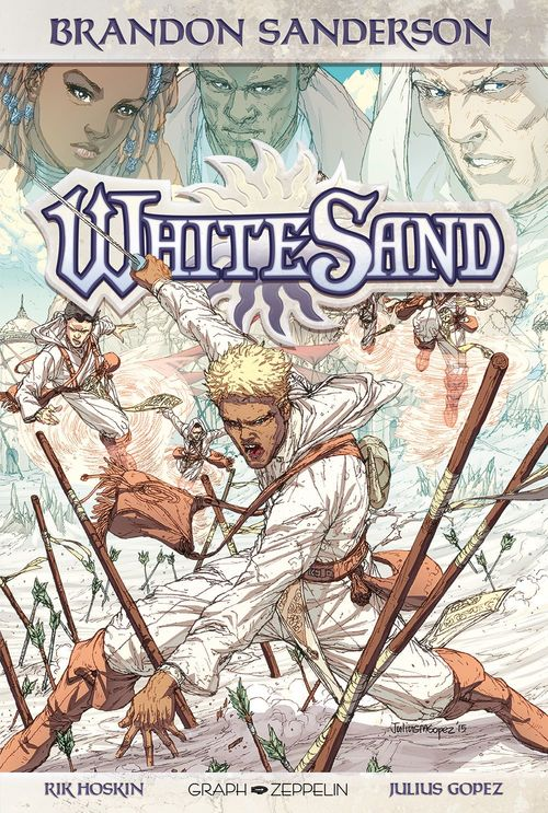 White Sand - Volume 1  - Rik Hoskin