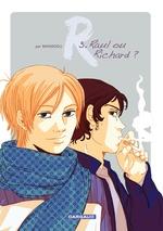 Vente Livre Numérique : R - Tome 3 - Raoul ou Richard ?  - Manboou