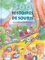 Couverture de 366 histoires de souris