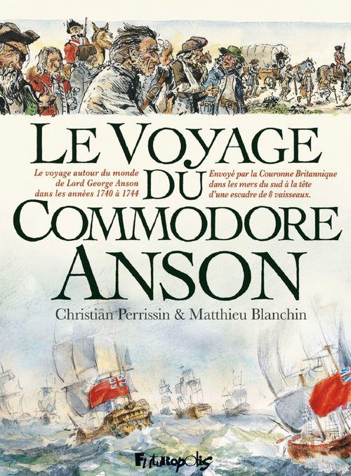 Voyage du commodore anson