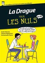 Vente EBooks : La drague pour les nuls  - Emmanuelle Teyras