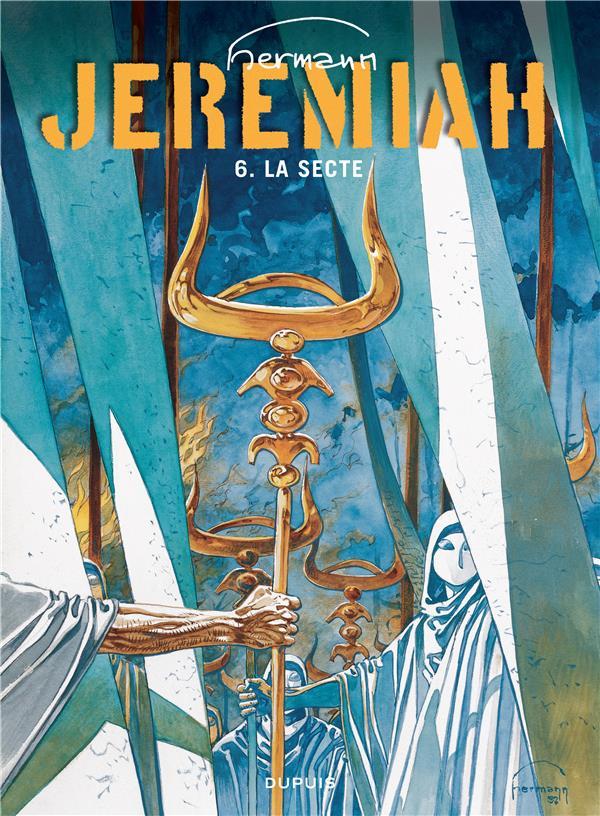 JEREMIAH (DUPUIS) T6 LA SECTE