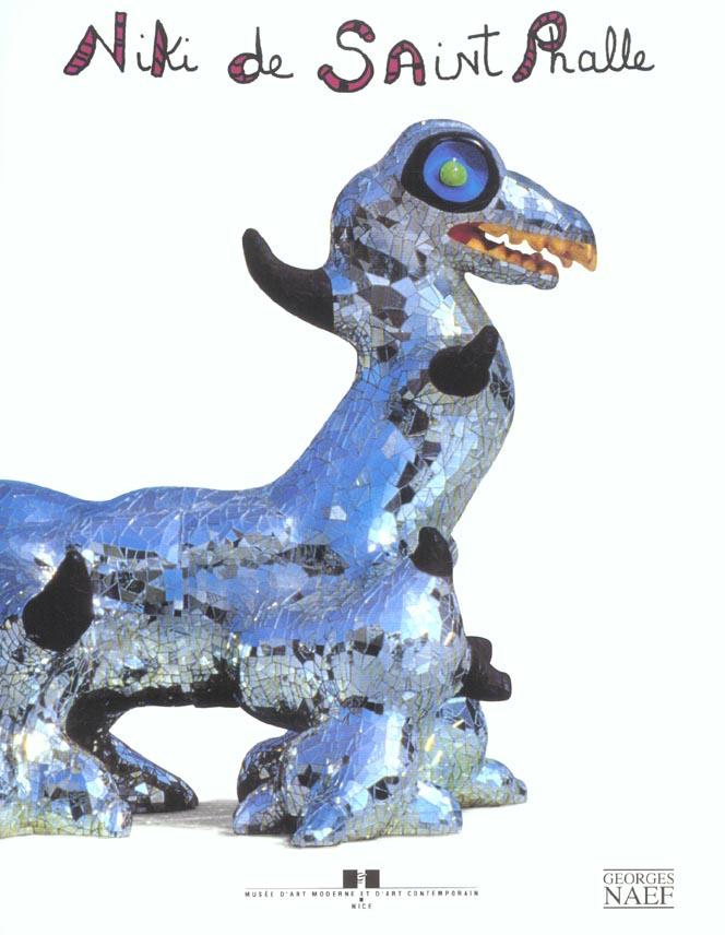 Niki de Saint Phalle ; la donation