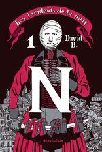Vente EBooks : Les Incidents de la nuit - Tome 1  - David B.