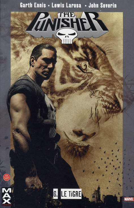 Punisher T.6 ; le tigre