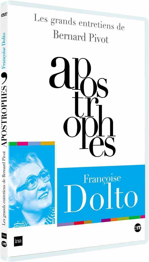 Grands entretiens de Bernard Pivot : Apostrophes : Françoise Dolto