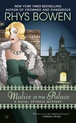 Vente Livre Numérique : Malice at the Palace  - Rhys Bowen