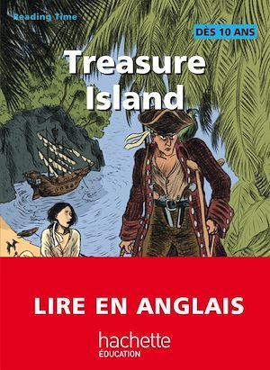 READING TIME ; treasure island ; CM2 ; livre de l'élève