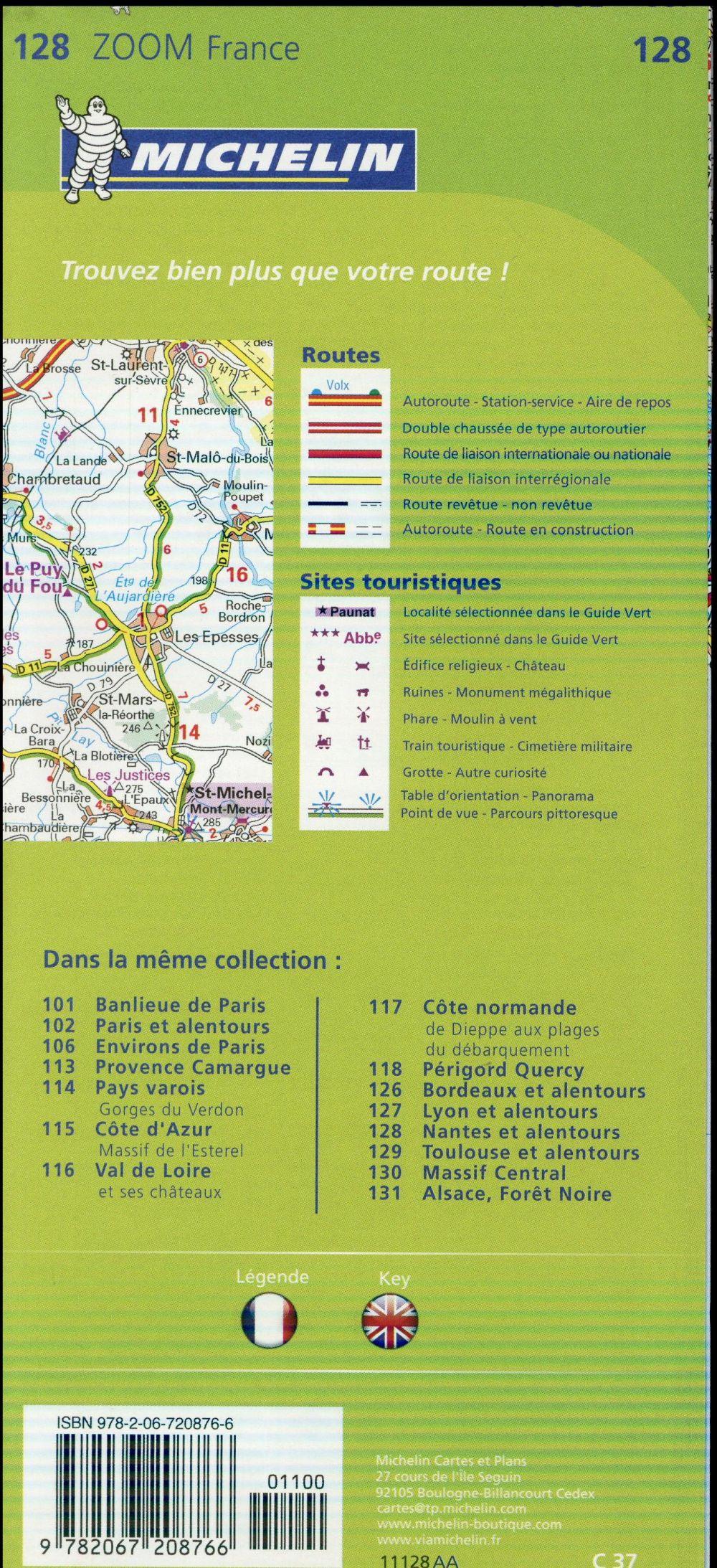 Nantes et ses alentours