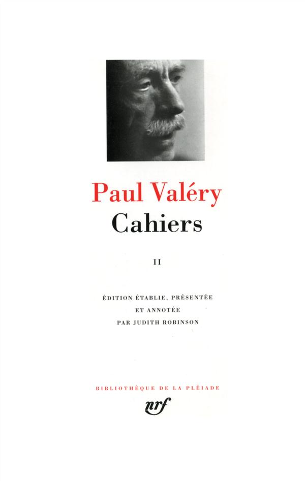 Cahiers t.2