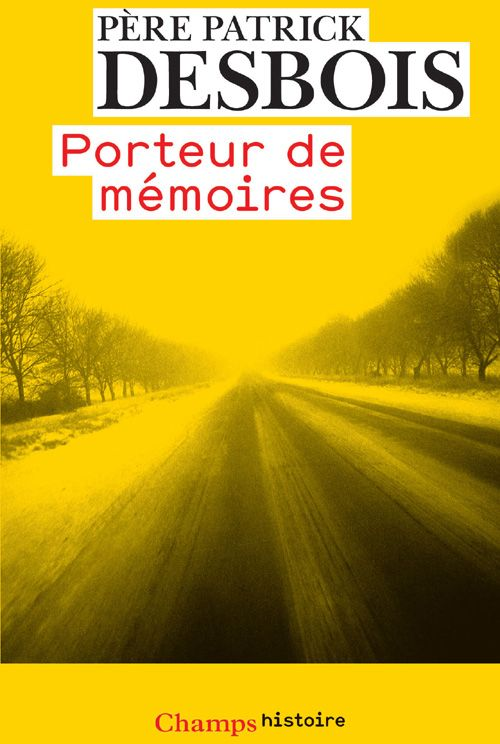 Porteur de mémoires