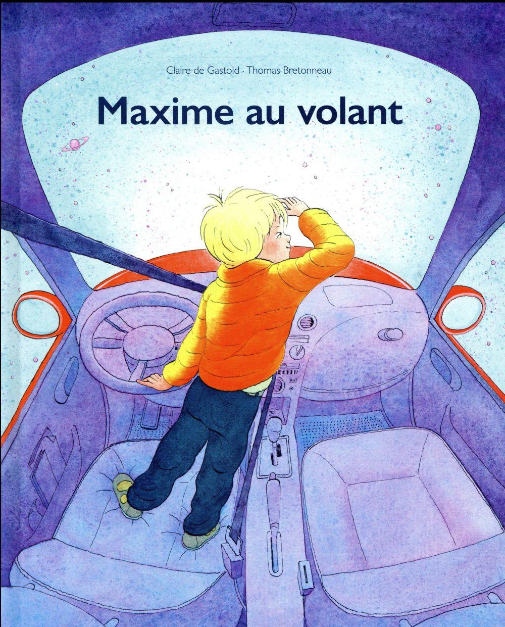 Maxime au volant