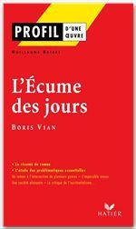 L'écume des jours, de Boris Vian