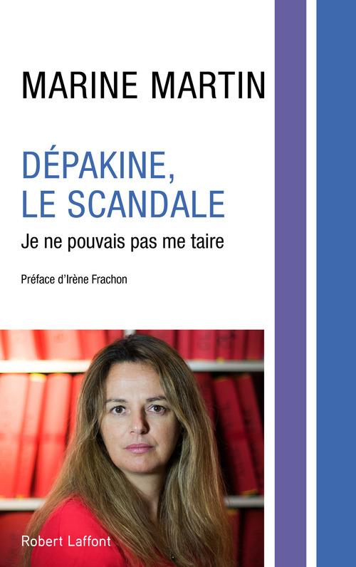 Dépakine, le scandale ; je ne pouvais pas me taire