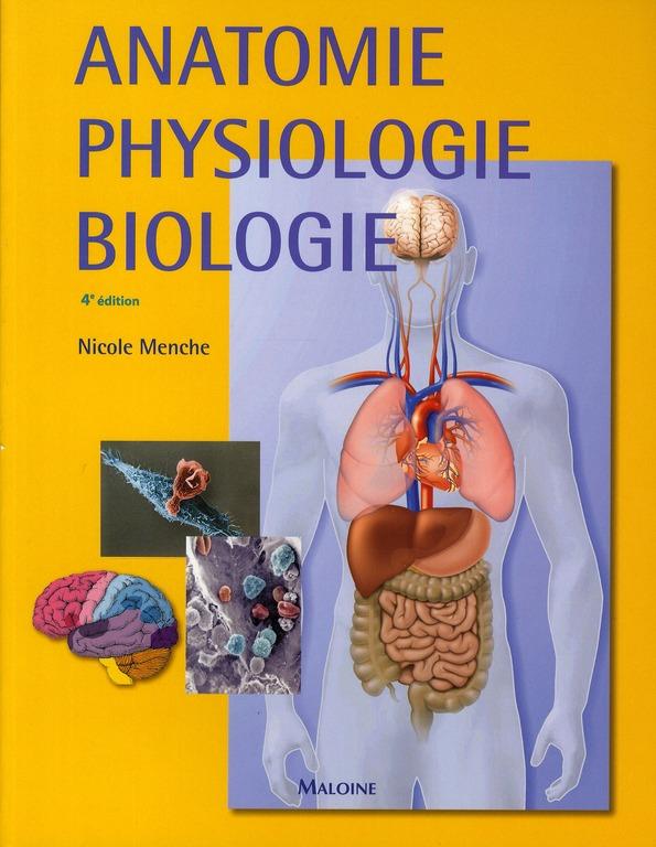 Anatomie Physiologie Biologie 4e Ed