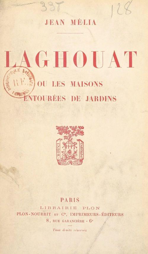 Laghouat