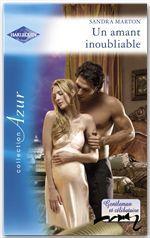 Vente EBooks : Un amant inoubliable (Harlequin Azur)  - Sandra Marton