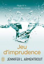 Vente Livre Numérique : Jeu d´imprudence  - Jennifer L. Armentrout