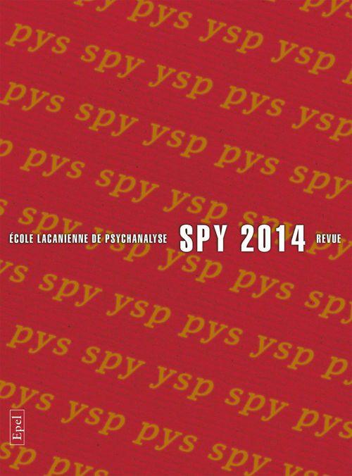 Revue spy (édition 2014)