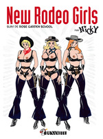 New rodeo girls ; rose garden school