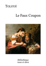 Vente Livre Numérique : Le Faux Coupon  - Léon Tolstoï