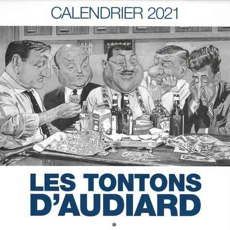 Les tontons d'Audiard (édition 2021)