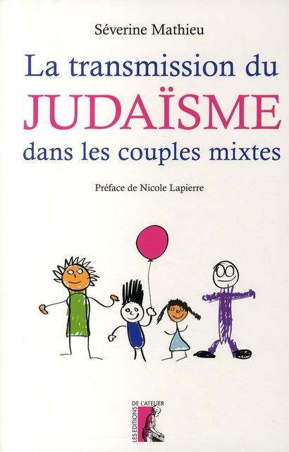 transmission du judaïsme dans les couples mixtes
