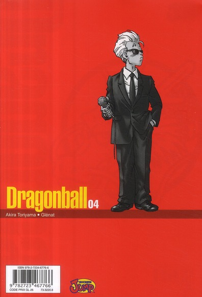 Dragon ball t.4
