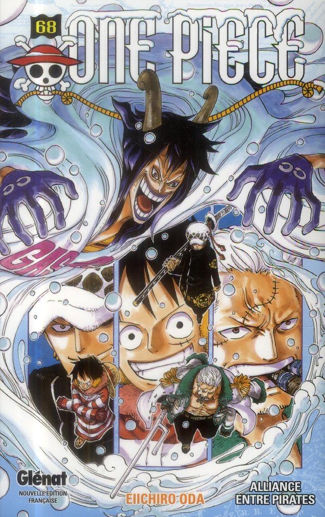 One Piece - édition originale T.68 ; alliance entre pirates