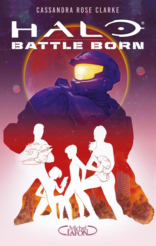 Halo - battle born T.1
