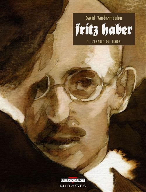 Fritz Haber T01  - David Vandermeulen