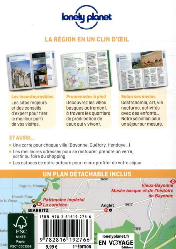 Biarritz et la cote basque en quelques jours 1ed