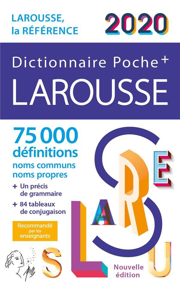 Larousse de poche + (édition 2020)