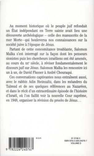 Jésus rendu aux siens ; enquête en Terre sainte sur une énigme de vingt siècles