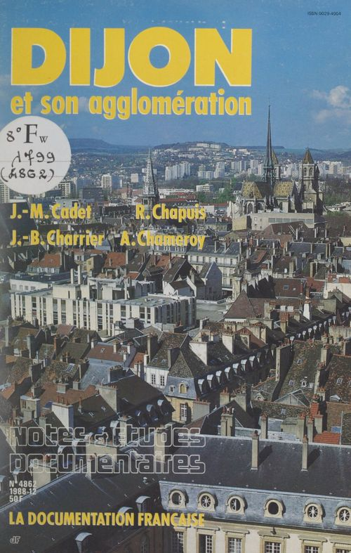 Dijon et son agglomération