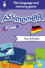 Vente Livre Numérique : Assimemor - My First German Words: Tiere und Farben  - Jean-Sébastien Deheeger - Céladon