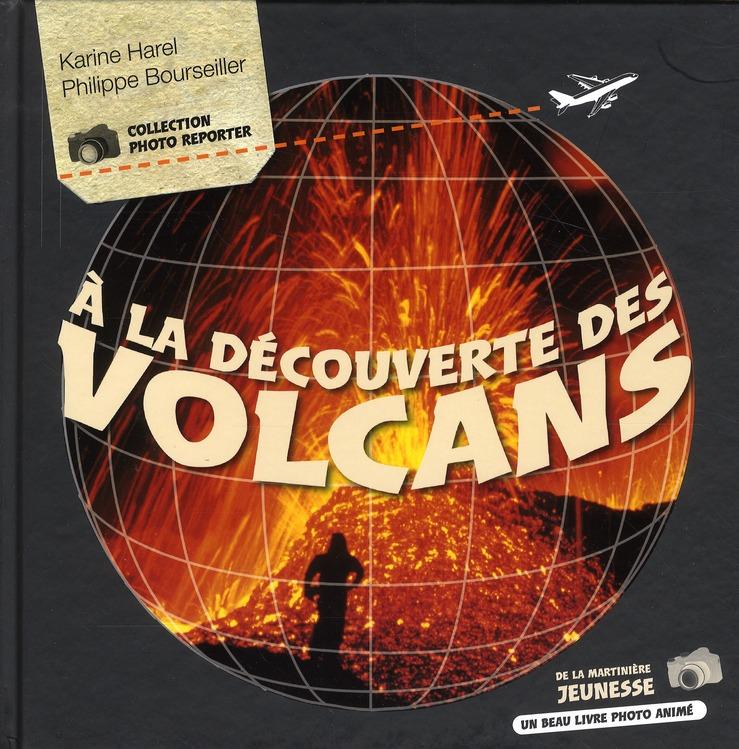 à la decouverte des volcans