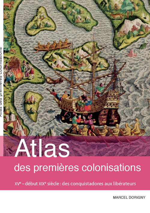 Atlas des premieres colonisations