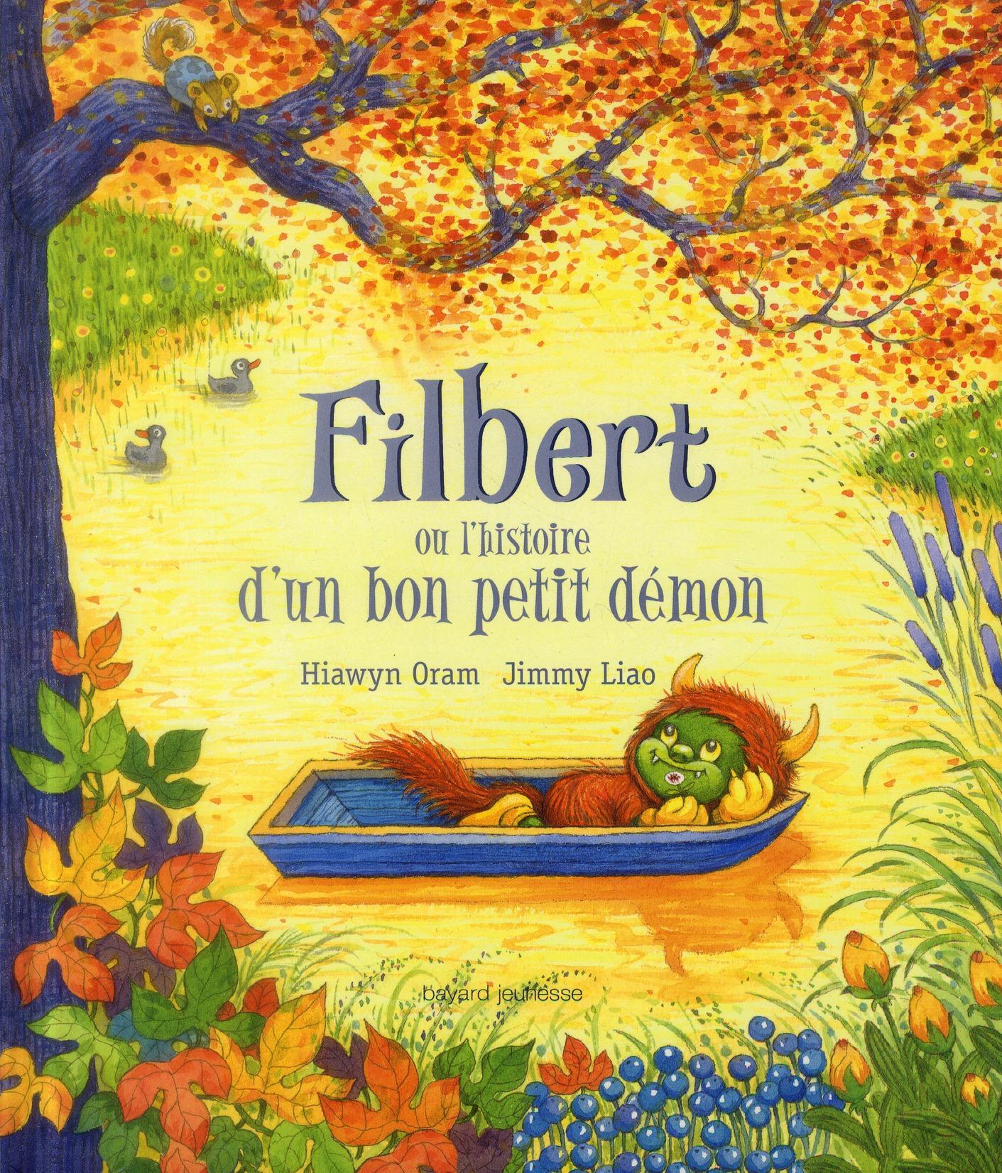Filbert, ou l'histoire d'un petit démon