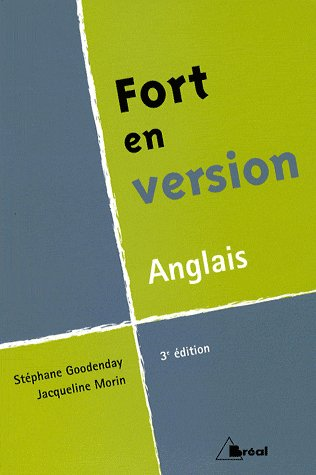 Fort en version - anglais